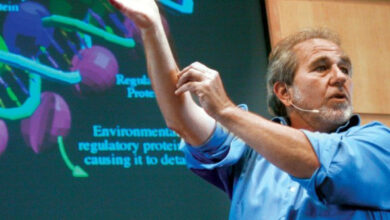 Photo of Bruce Lipton y su teoría revolucionaria