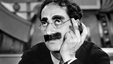 Photo of Mítica entrevista a Groucho Marx