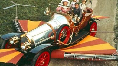 Photo of Chitty Chitty Bang Bang – el coche volador que marcó mi infancia