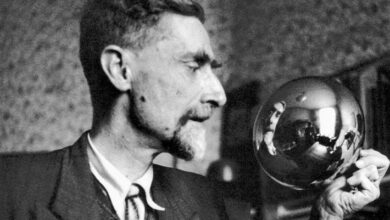 Photo of MC Escher y el efecto Droste