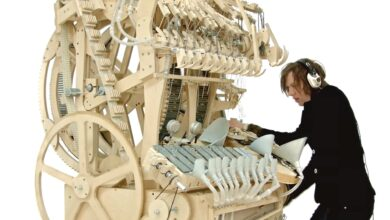 Photo of Wintergatan – Marble Machine