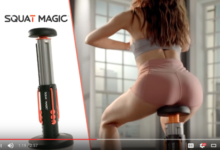 Photo of Nuevo aparato para hacer sentadillas – Squat Magic
